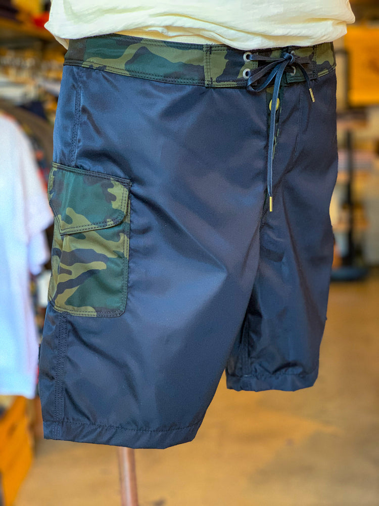 FREENOTE // Cardon Boardshorts Black