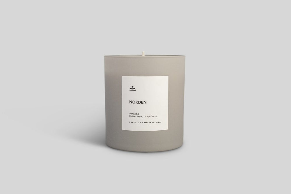 Load image into Gallery viewer, NORDEN // Topanga 9 oz. Candle