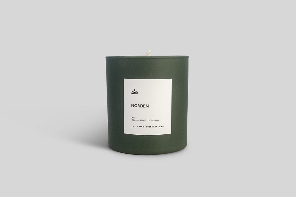 Load image into Gallery viewer, NORDEN // Vik 9 oz. Candle