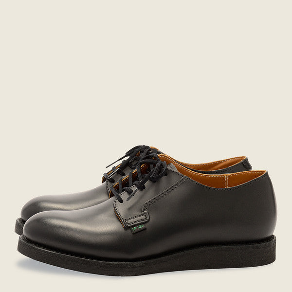 Load image into Gallery viewer, RED WING SHOES // Postman Oxford // Black