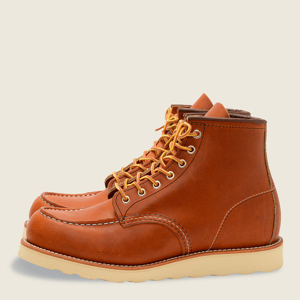 Load image into Gallery viewer, RED WING SHOES // Classic Moc // Brown