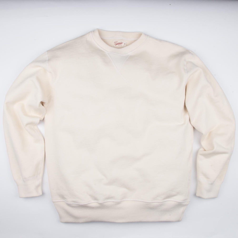 FREENOTE // Deck Sweatshirt Natural