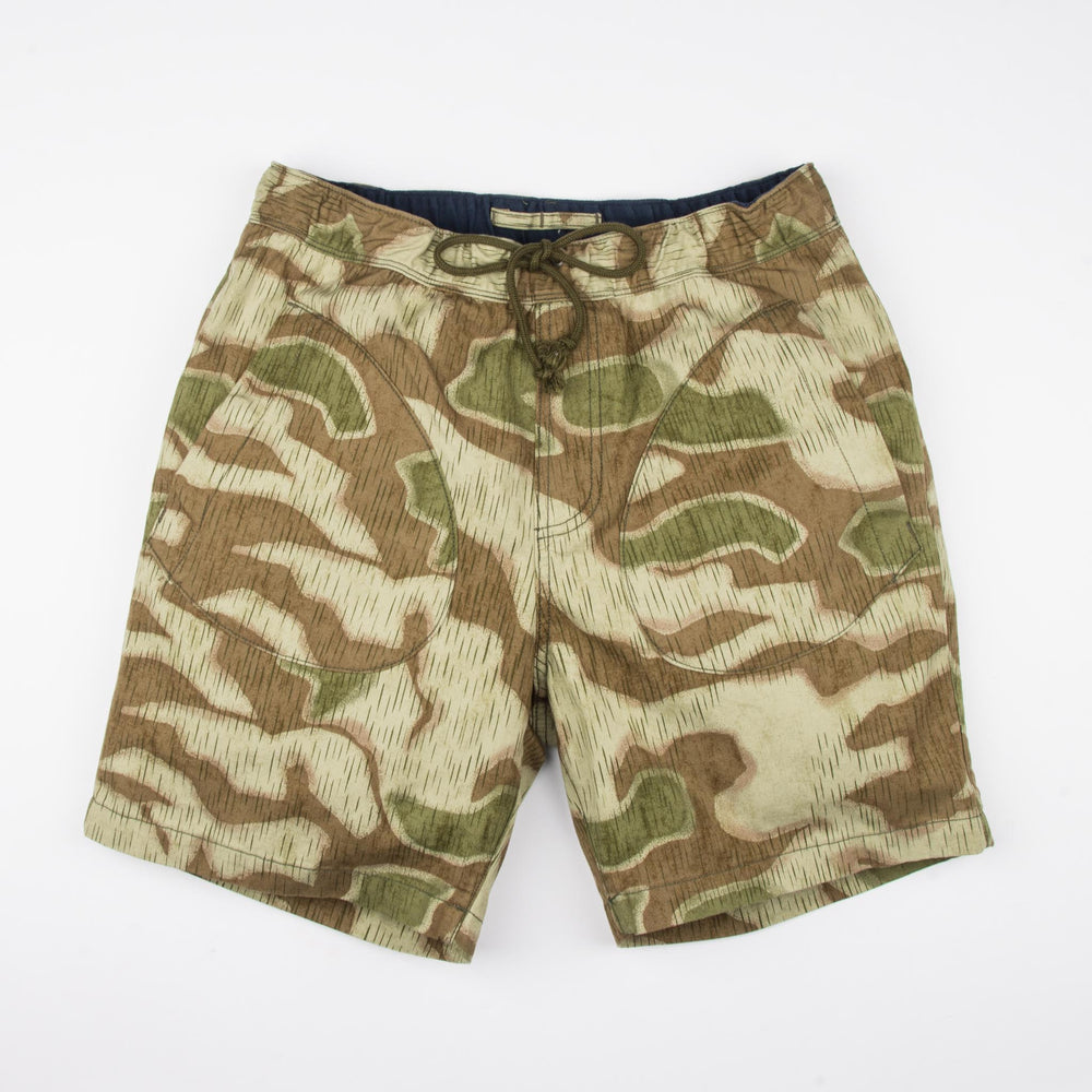 FREENOTE CLOTH Deck Short // Camo