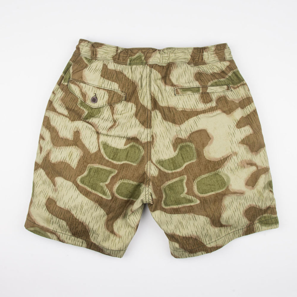 Load image into Gallery viewer, FREENOTE CLOTH Deck Short // Camo