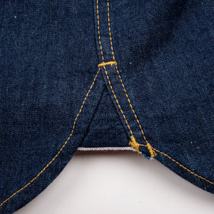 Load image into Gallery viewer, FREENOTE CLOTH // CALICO // INDIGO DENIM