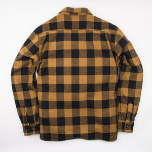 Load image into Gallery viewer, FREENOTE CLOTH // ALTA // BUFFALO GOLD PLAID