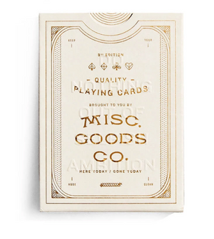 Load image into Gallery viewer, MG CO. Playing Cards // Available in 3 Colors