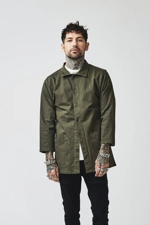Load image into Gallery viewer, BOWIE & CO // Tenchi Japanese Jacket // Available in 2 Colors