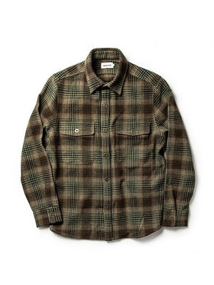 Load image into Gallery viewer, TAYLOR STITCH // THE EXPLORER SHIRT // TAN PLAID