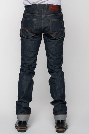 Load image into Gallery viewer, TOBACCO MOTORWEAR COMPANY // Archetype Riding Jeans // Indigo