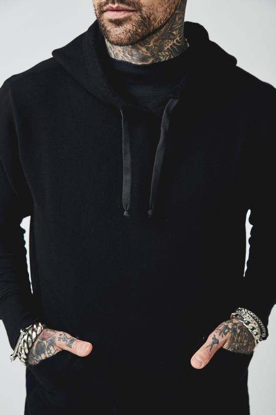 Load image into Gallery viewer, BOWIE & CO // Miyo Pullover // Ink Black
