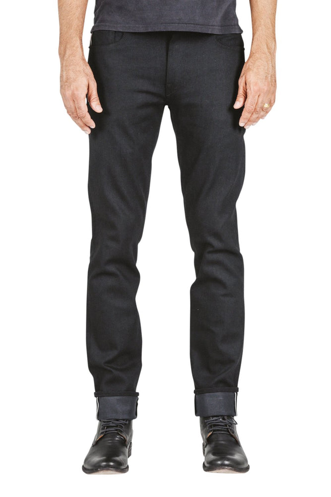 KATO BRAND The Pen 10.5oz Slim 4-Way Stretch Selvedge Denim // Available in 4 Colors