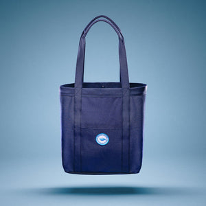 Load image into Gallery viewer, WAVVE Pacific Tote // Blue