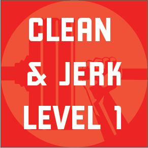 Clean & Jerk Program - Level 1 - Waxman's Gym