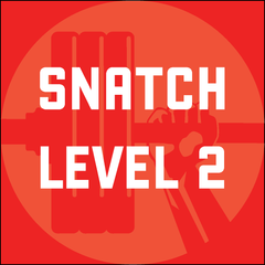 Snatch Program - Level 2 - Waxman's Gym