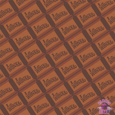 Cloth Face Mask - #161 - Willy Wonka Chocolate Bars