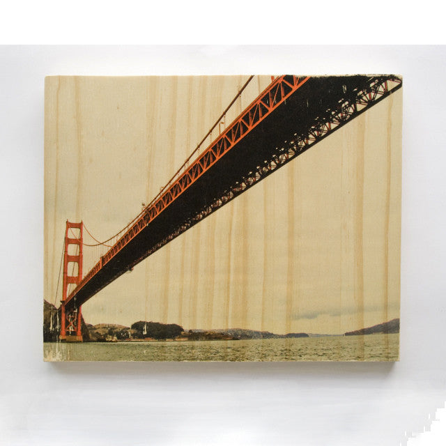 Sailor's View: Golden Gate Bridge - Rectangle