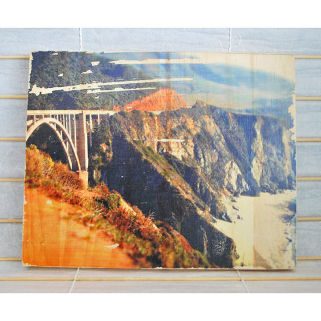 Bixby Bridge Approach - Rectangle