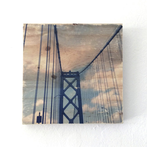 Dreamy Bay Bridge - Square