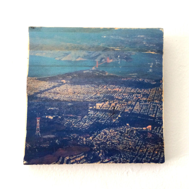 SF from Above - Square