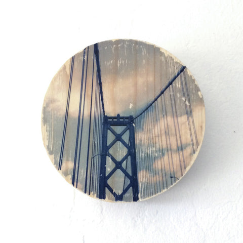 Dreamy Bay Bridge - Round