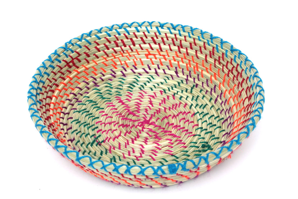 Hand Woven Bowl/ Large