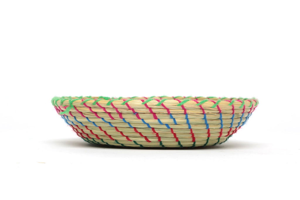 Hand Woven Bowl/ Medium