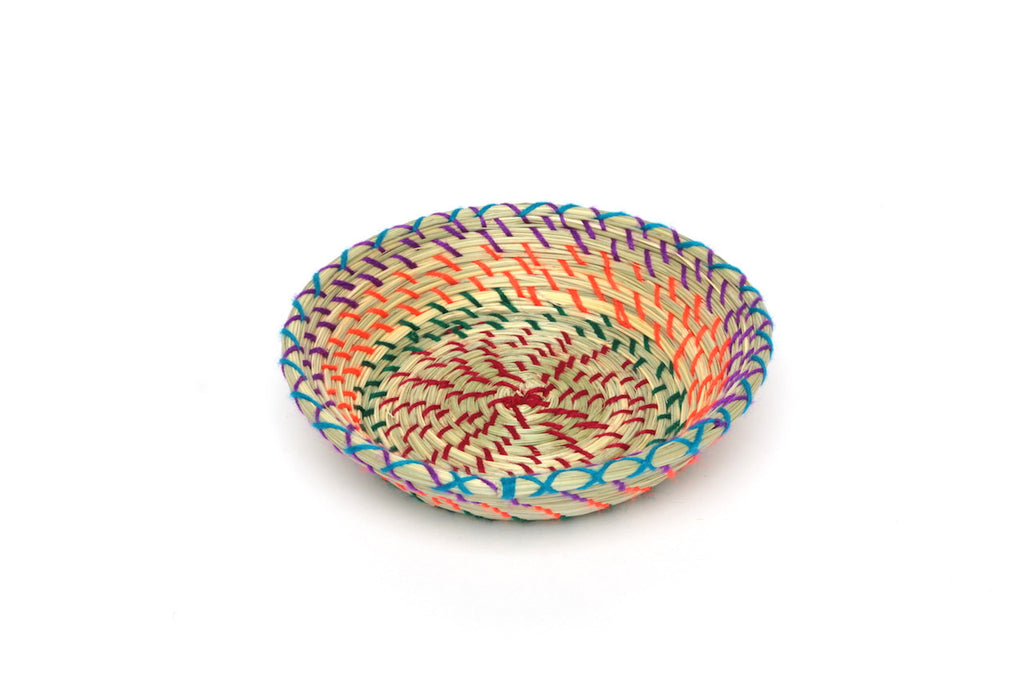 Hand Woven Bowl/ Small