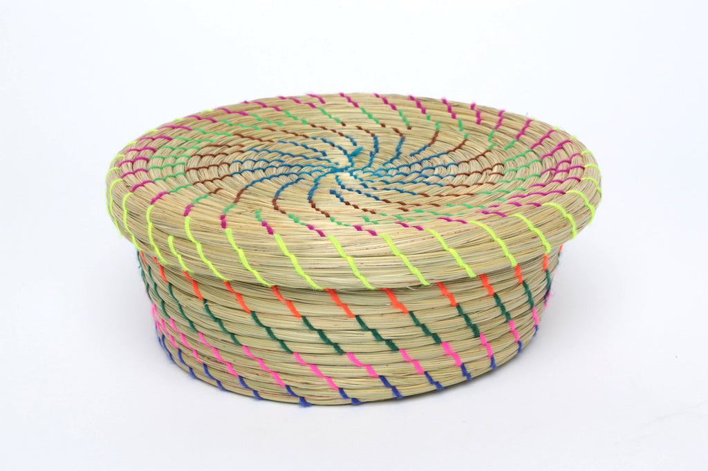 Hand Woven Basket/ Small
