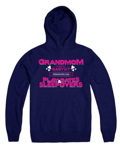 Grandmom Doesn't Babysit Grandmom Has Playdates And Sleepovers
