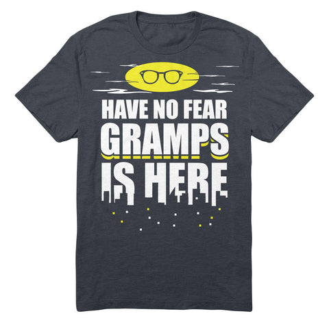 Have No Fear Gramps Is Here