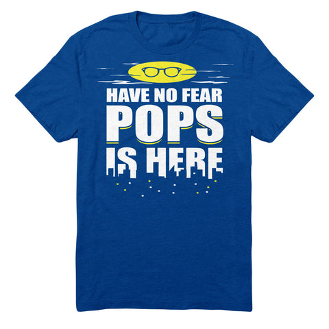 Have No Fear Pops Is Here