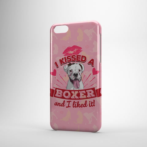 I Kissed A Boxer And I Liked It - Phone Cases