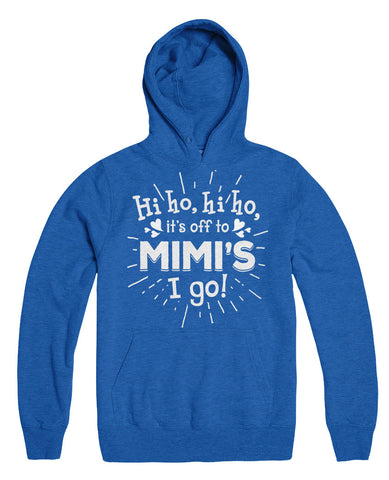 Hiho, Hiho, It's Off To Mimi's I Go