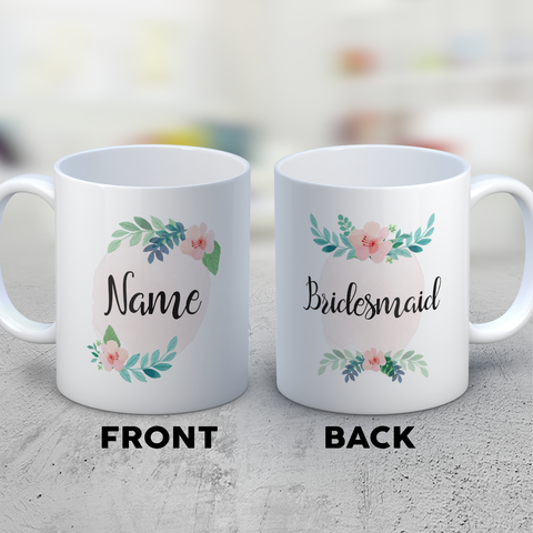 Bridesmaid Coffee Mug 11oz White - Bridesmaid - b8md-b3d1-mg 514905465