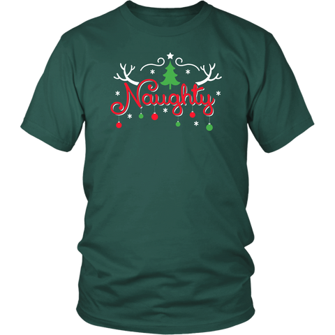 Couples I've Been Naughty This Year - Ugly Christmas Sweater Shirt Apparel - c4rsw-5m14