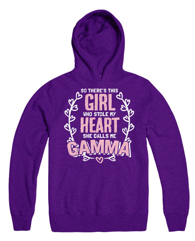 So There's This Girl Who Stole My Heart She Calls Me Gamma