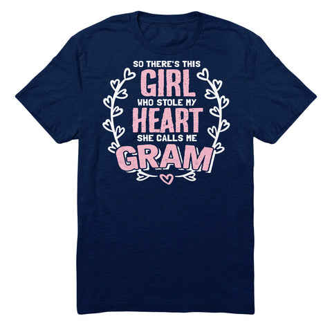 So There's This Girl Who Stole My Heart She Calls Me Gram