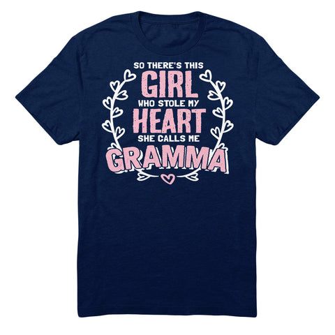 So There's This Girl Who Stole My Heart She Calls Me Gramma