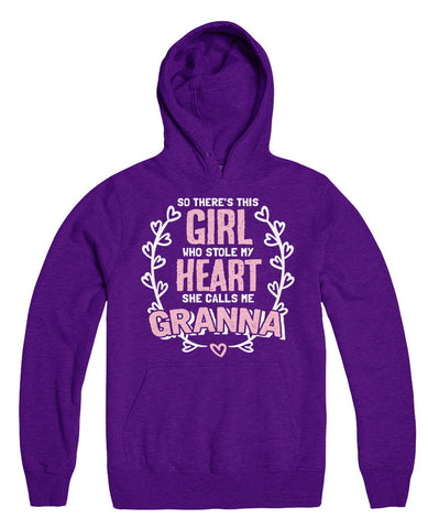 So There's This Girl Who Stole My Heart She Calls Me Granna