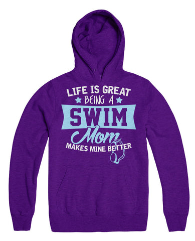 Life Is Great Being A Swim Mom Makes Mine Better