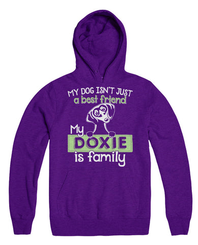My Dog Isn't Just A Best Friend My Doxie Is Family