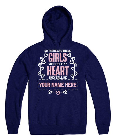 "Can't Find Your Name? Personalize Your ""Girls - They Call Me"" Shirt Here!"