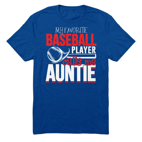 My Favorite Baseball Player Calls Me Auntie
