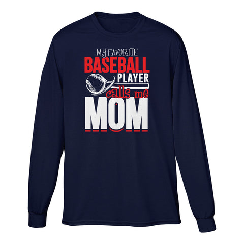 My Favorite Baseball Player Calls Me Mom