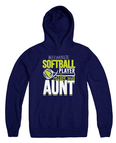 My Favorite Softball Player Calls Me Aunt