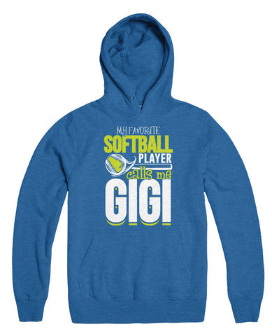 My Favorite Softball Player Calls Me Gigi