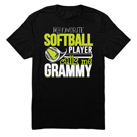 My Favorite Softball Player Calls Me Grammy