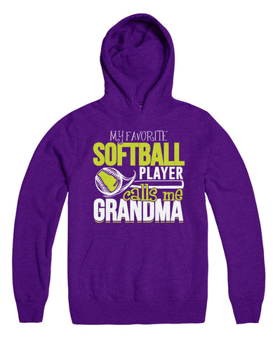 My Favorite Softball Player Calls Me Grandma
