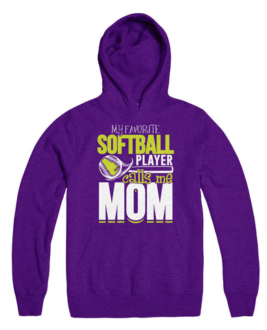 My Favorite Softball Player Calls Me Mom
